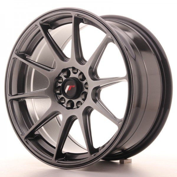 JR Wheels JR11 17x8,25 ET35 4x100/114,3 Hyper Black