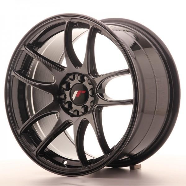 JR Wheels JR29 17x9 ET35 5x100/114 Hyper Black