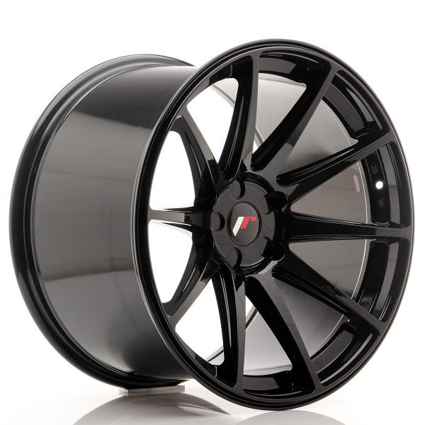 JR Wheels JR11 20x12 ET20-42 5H BLANK Gloss Black