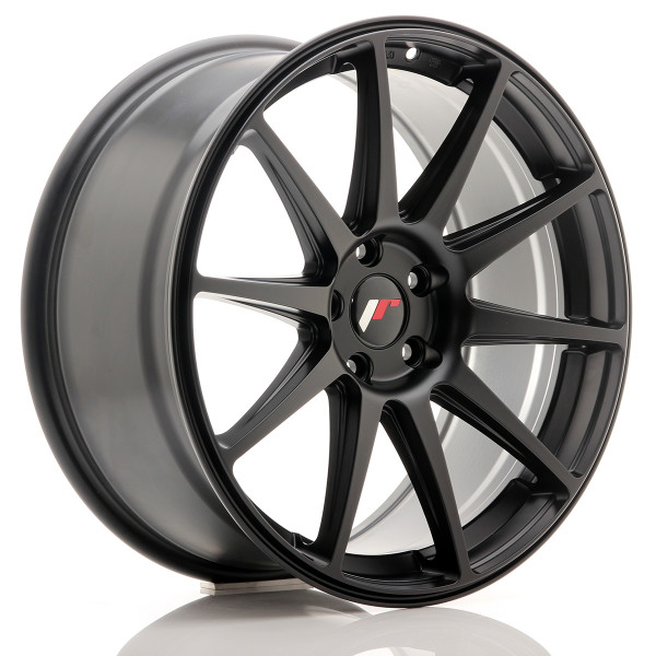 JR Wheels JR11 19x8,5 ET40 5x112 Matt Black