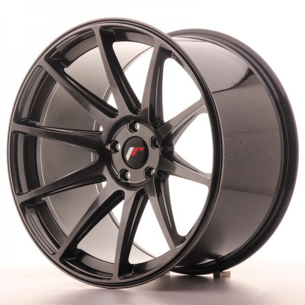JR Wheels JR11 20x11 ET30 5x112 Hyper Black