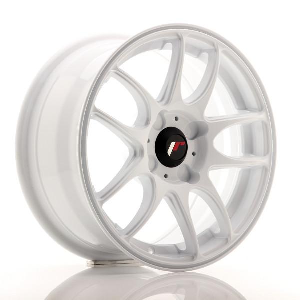 JR Wheels JR29 15x7 ET20-42 4H BLANK White