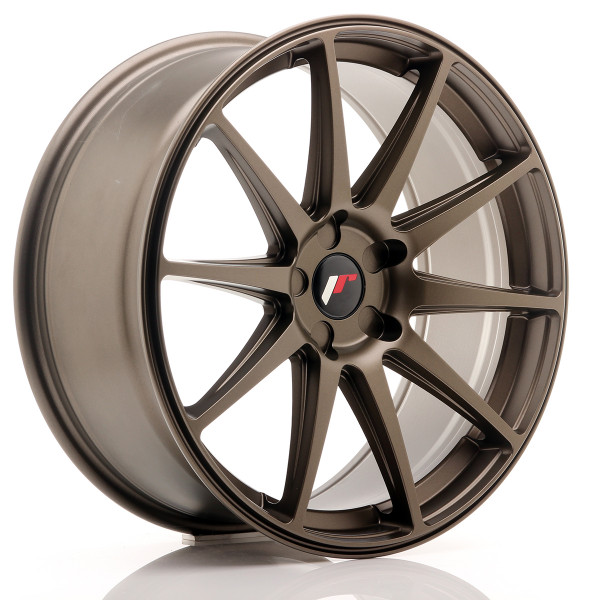 JR Wheels JR11 20x8,5 ET35 5H BLANK Matt Bronze