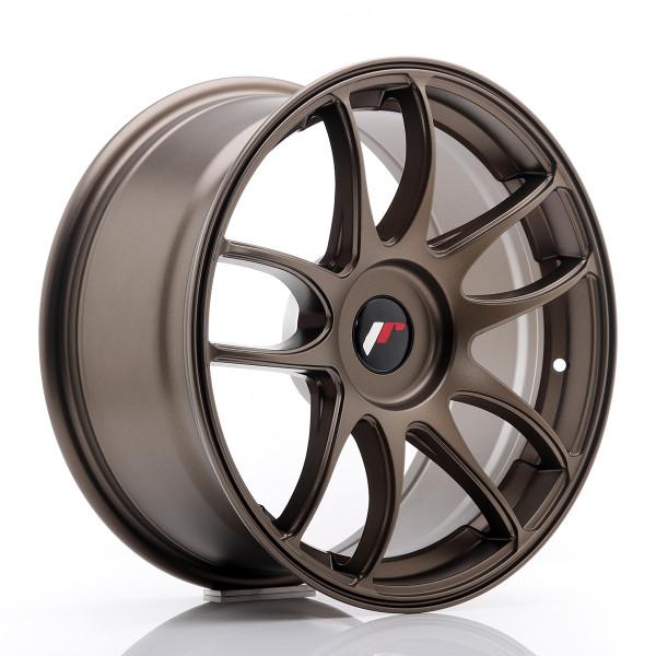 JR Wheels JR29 17x8 ET20-38 BLANK Matt Bronze