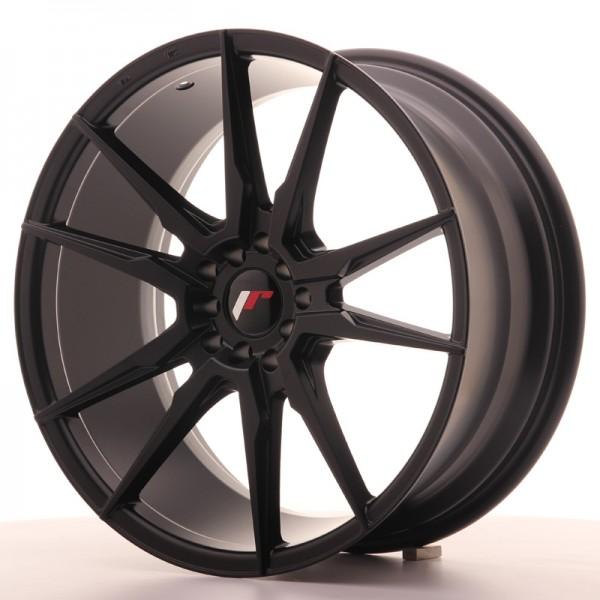 JR Wheels JR21 19x8,5 ET40 5x112/114 Matt Black