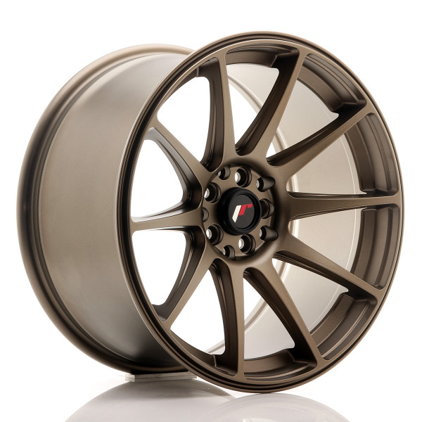 JR Wheels JR11 18x9,5 ET30 5x100/120 Dark Bronze