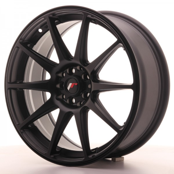 JR Wheels JR11 18x7,5 ET35 5x100/120 Flat Black