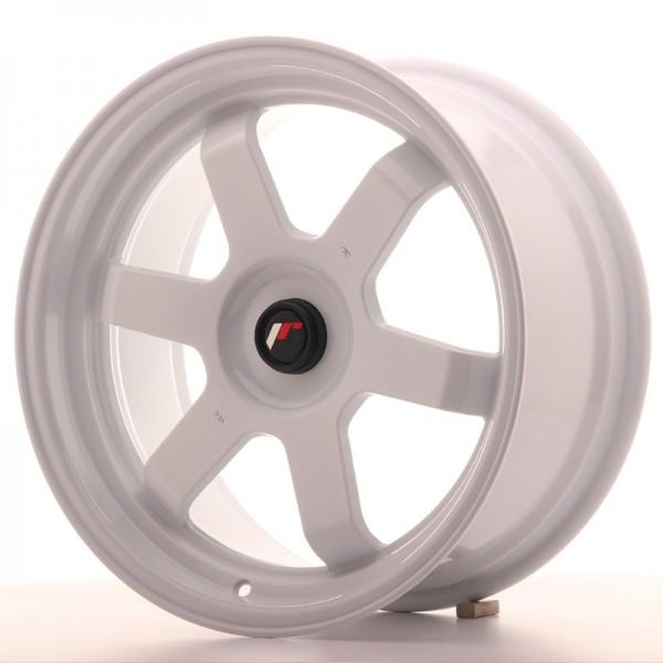 JR Wheels JR12 17x8 ET35 BLANK White