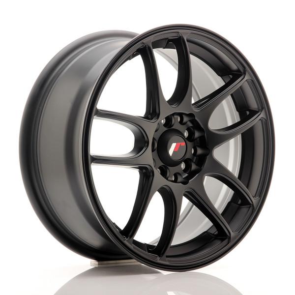 JR Wheels JR29 16x7 ET40 4x100/108 Matt Black