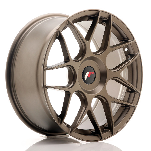 JR Wheels JR18 18x8,5 ET35-45 BLANK Matt Bronze