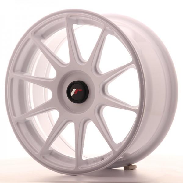 JR Wheels JR11 17x7,25 ET35-40 BLANK White