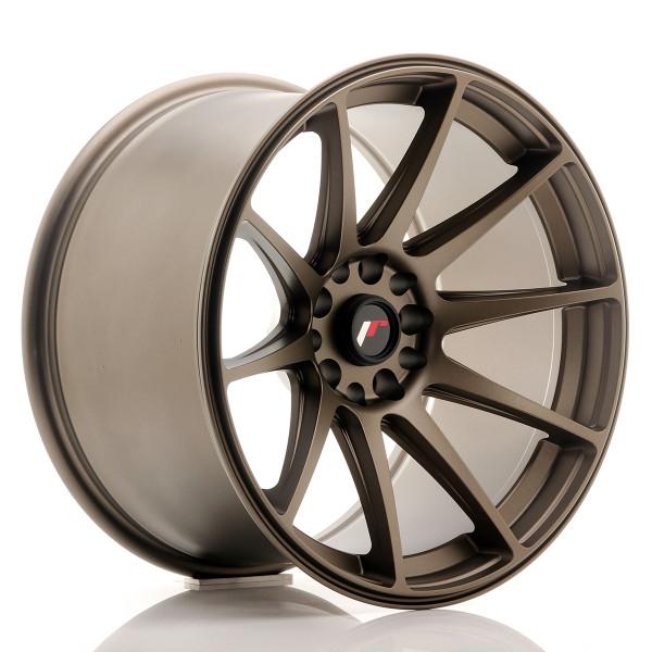 JR Wheels JR11 18x10,5 ET22 5x114/120 Dark Bronze
