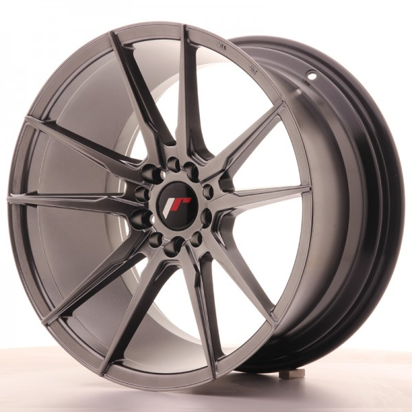 JR Wheels JR21 18x9,5 ET35 5x100/120 Hyper Black