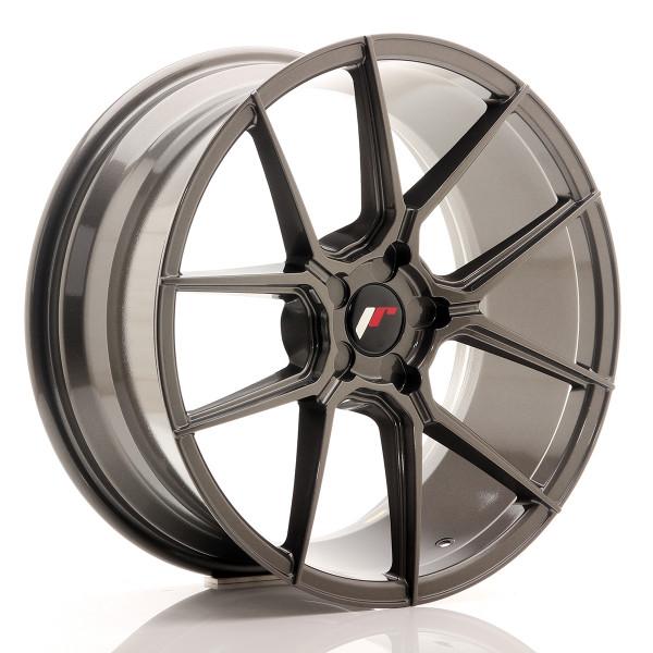 JR Wheels JR30 19x8,5 ET35-42 5H BLANK Hyper Gray