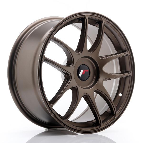 JR Wheels JR29 18x8,5 ET20-48 BLANK Matt Bronze