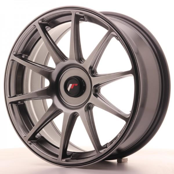 JR Wheels JR11 18x7,5 ET35-40 BLANK Dark Hyper Black