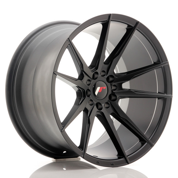 JR Wheels JR21 19x11 ET25 5x114/120 Matt Black