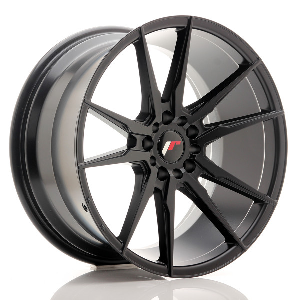 JR Wheels JR21 19x9,5 ET22 5x114/120 Matt Black