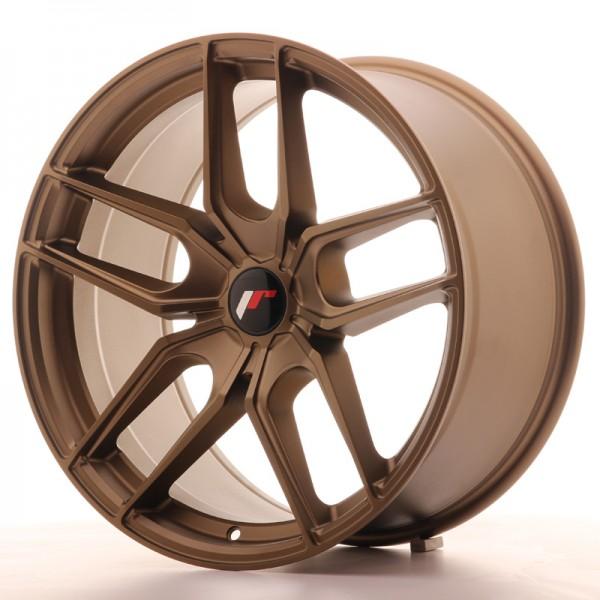 JR Wheels JR25 19x9,5 ET40 5H BLANK Bronze