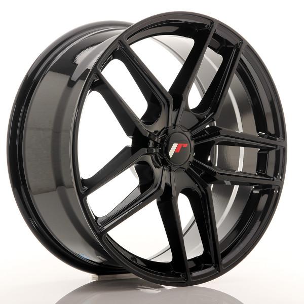 JR Wheels JR25 20x8,5 ET40 5H BLANK Gloss Black