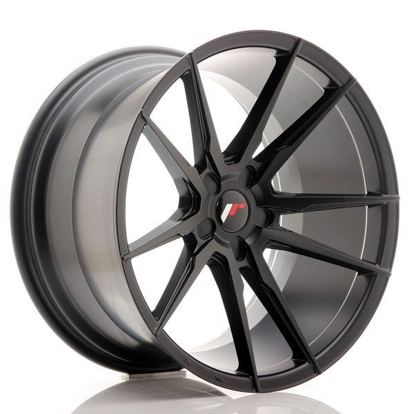 JR Wheels JR21 20x11 ET30-50 5H BLANK Matt Black
