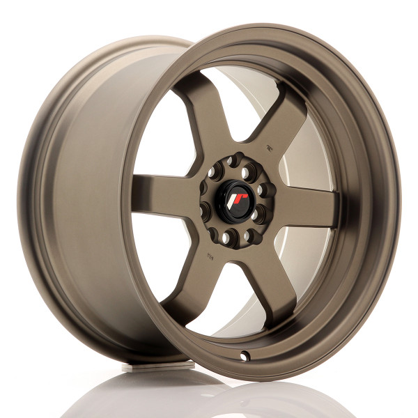 JR Wheels JR12 17x9 ET25 5x100/114 Matt Bronze