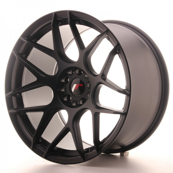JR Wheels JR18 19x11 ET25 5x114/120 Matt Black