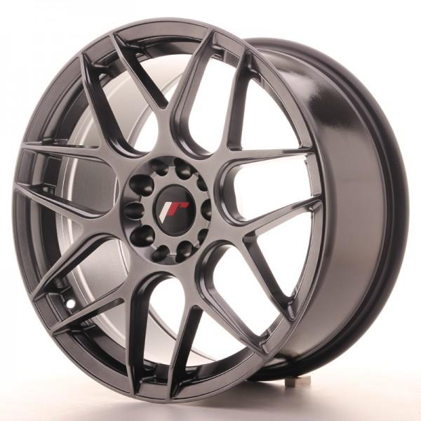 JR Wheels JR18 18x8,5 ET40 5x112/114 Hyper Black